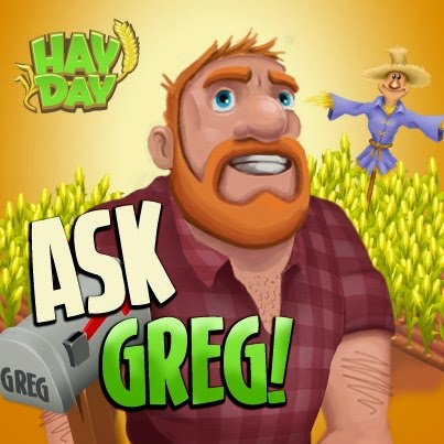 Hay Day Greg